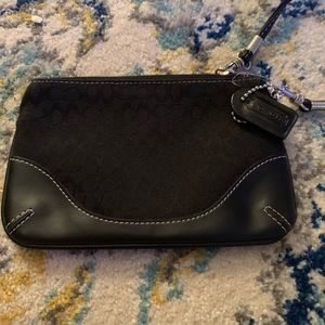 2 wristlets from coach